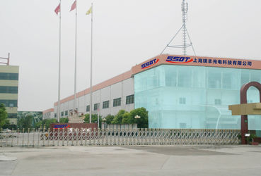 SHANGHAI PUFENG OPTO ELECTRONICS TECHNOLOGY CO.,LTD.