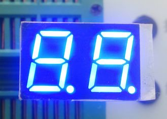 High Brightness LED Segment Display 3V Power Supply 20000-100000 Hours Life Span