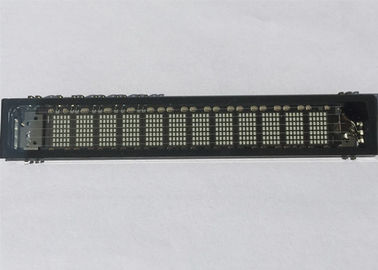 VFD Dot Matrix Panel 12*1 Digits HCS-12M103T Self - Luminous Wide Viewing Angle